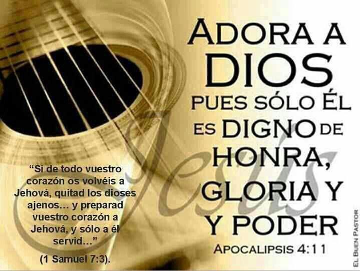 Música y Adoración